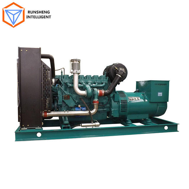 Rated Power 440KW 550KVA generator set for reefer container