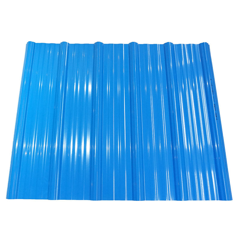 Cheap Insulated PVC Roofing Sheets Polycarbonate Plastic Shingles Material Ridge Tiles For Roof Panels Size Supplier Prices