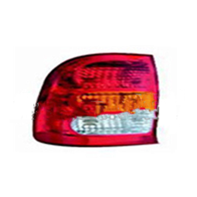 Feu Arrière RH Pour Toyota Hilux Revo PickUp Feu Arrière 2016 style O//S UK rouge Brouillard