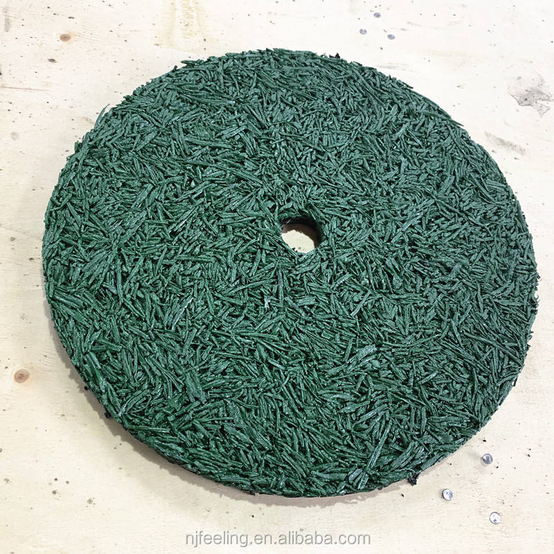 Best Choiceสวมใส่<span class=keywords><strong>Rubber</strong></span> <span class=keywords><strong>Mulch</strong></span><span class=keywords><strong>ต้นไม้</strong></span>SurroundแหวนFN P2010161