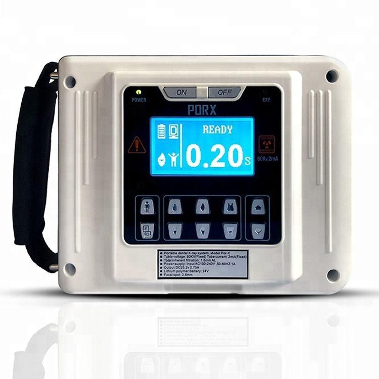 2mA High Power PORX Digital Portable Dental X Ray Equipment