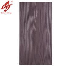 Wood Grain Fiber Cement Wall Panel/Fiber Cement Siding