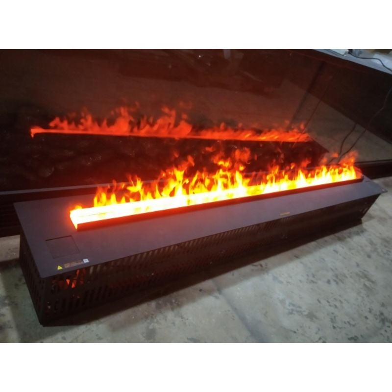 hot selling factory price 3D water steam/vapor electric fireplace with logset or pebbles
