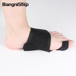 Bunion Splint Care Kit For Bunion Relief Adjustable Soft Brace Big Toe Straighteners