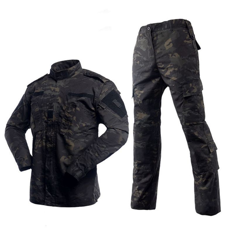 Custom Camouflage American Combat Battle Dress Digital desert Military Army Uniform