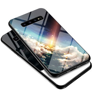 2020 New Arrival Starry Star Starry Sky Painted Customized Phone Case For Samsung S20 plus/20 UItra Phone Case