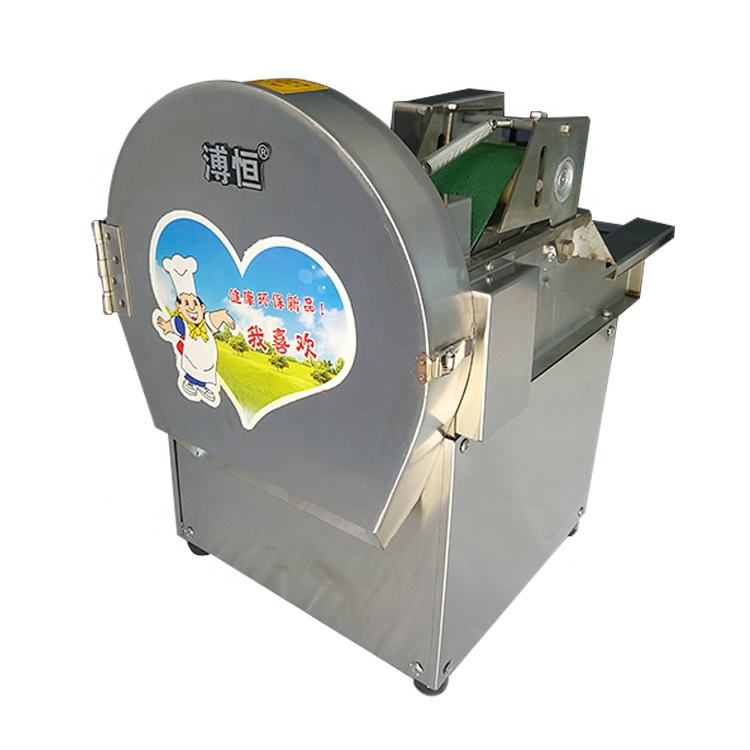 Factory price leaf vegetable greens onion cutter cutting machine