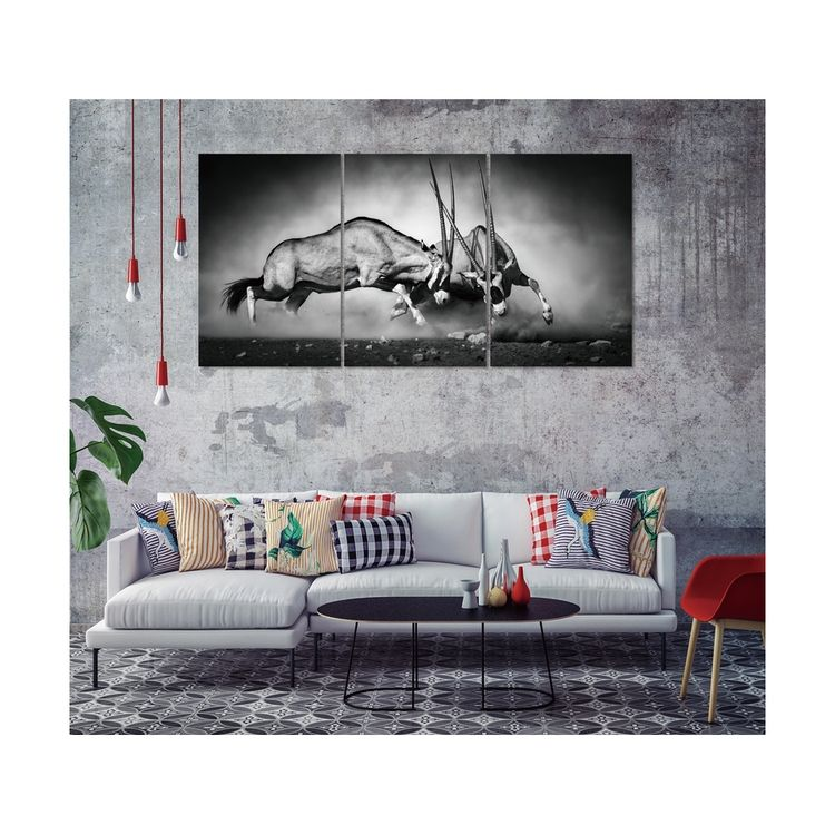 Muur Schilderen Artist Animal Art Zwart En Wit Decoraties Moderne Schilderijen Canvas Prints
