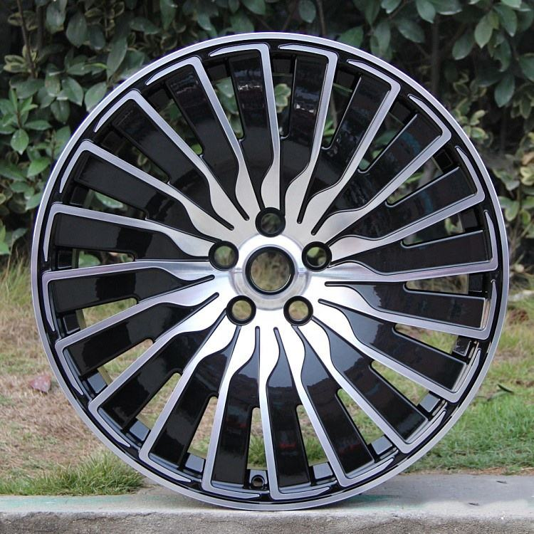17 18 19 20 inch forged alloy wheels for car, 1 2 3 pieces forged alloy wheel