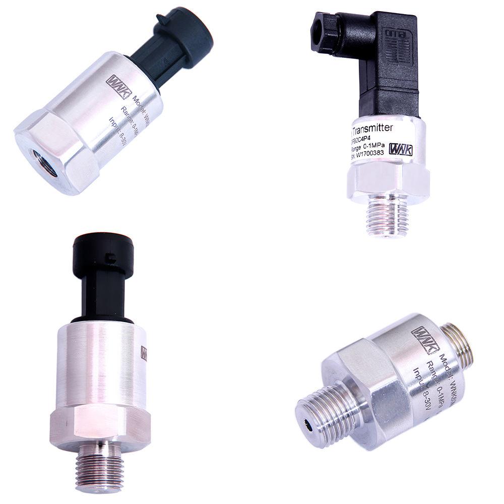 30/psi Transductor de presi/ón PSI 1//8NPT Rosca Sensor de transductor de presi/ón de acero inoxidable para aceite combustible aire agua