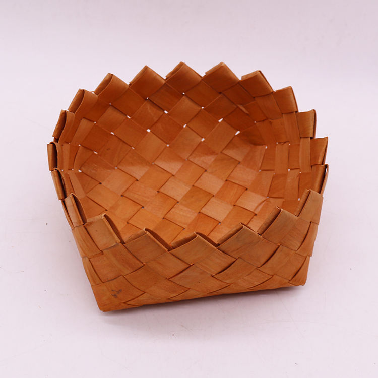 Hamper basket gift bamboo products wholesale 100% handmade buying in large quantity