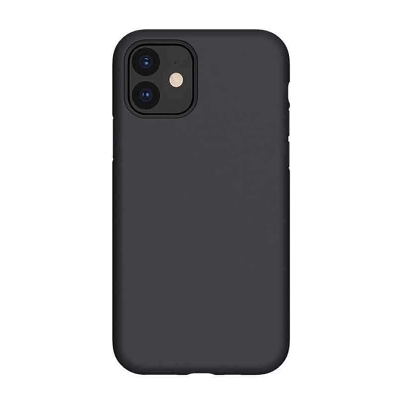 Wholesale Silicon Liquid Cell Phone Case For iPhone 11 Pro Max Case free sample