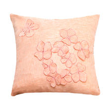 New Fashion Natural Embroidery Sofa Cushion Covers Decorative For Home Decor