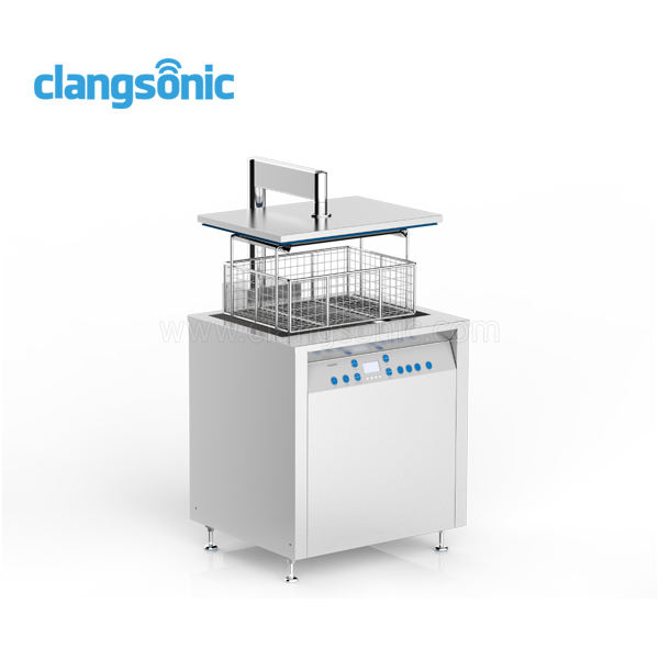 clangsonic automatic engine cylinder wash ultrasonic cleaning machine