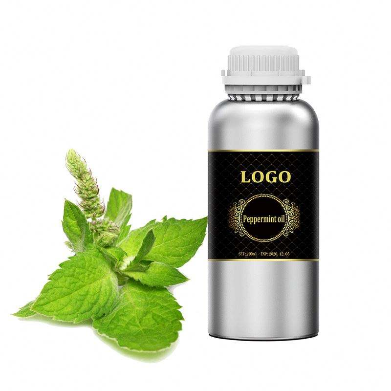 Private Label Aromaterapia 100% Puro Olio Essenziale di Menta Piperita