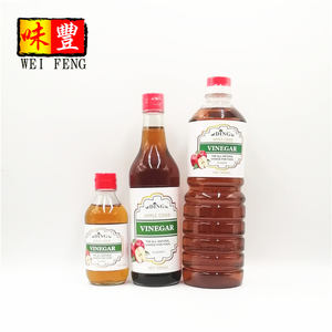 Wholesale price OEM factory Halal Haccp certification natural fruit flavour salad vinegar drink apple vinegar