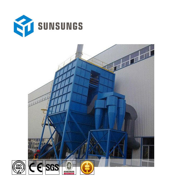 Dust Collecting Filter cloth Ash Removal\Dust Chamber for Casting\ Electro Smelting\ Chemical Products