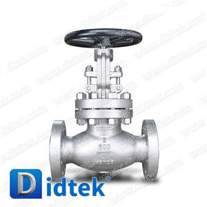 Didtek High Quality Duplex Stainless Steel 5A Globe Valve