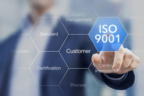 What is ISO certified and why does it matter for manufacturers?