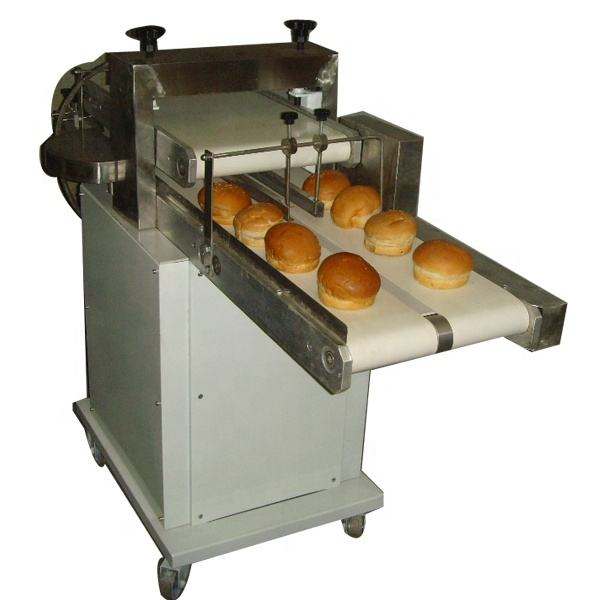 Industriële Automatische Voedsel Broodje Hamburger <span class=keywords><strong>Bacon</strong></span> Ham Slicer
