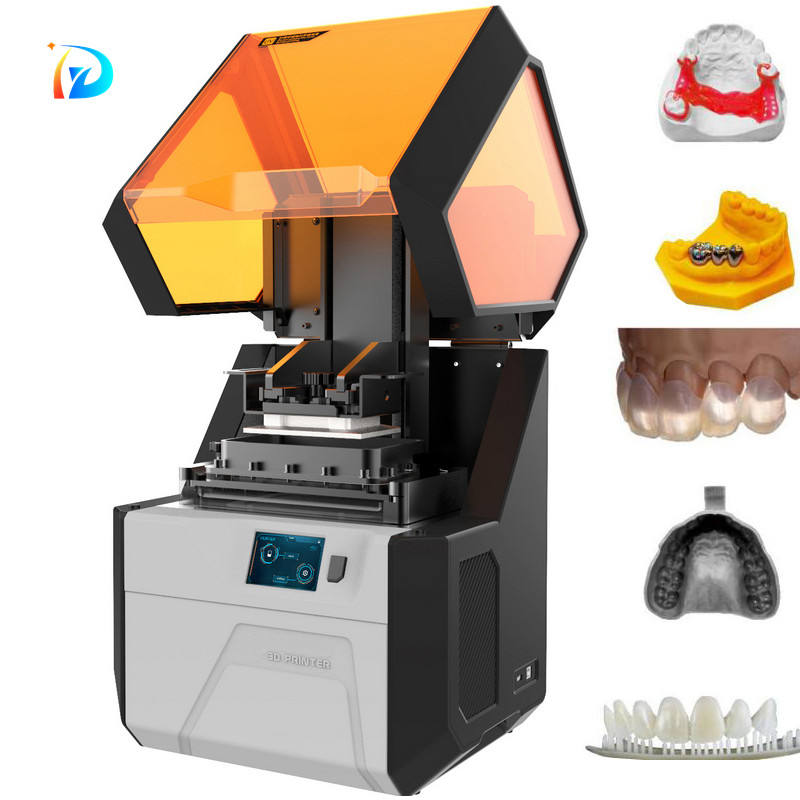 Dental lab 3D stampante per i denti