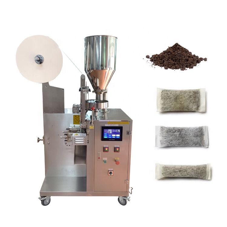 Low price automatic small sachet snus powder pouch tobacco packing machine