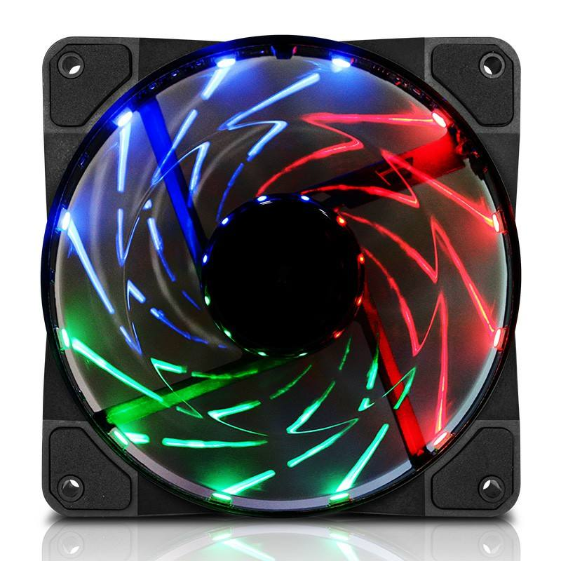 New Design 120mm Cpu Cooler Argb Fans Cooling RGB PC Computer Case Fan