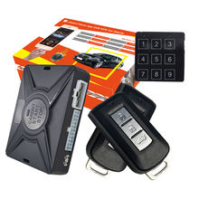 Hot Selling Door Lock Car Start Stop Push Button System Car Alarm