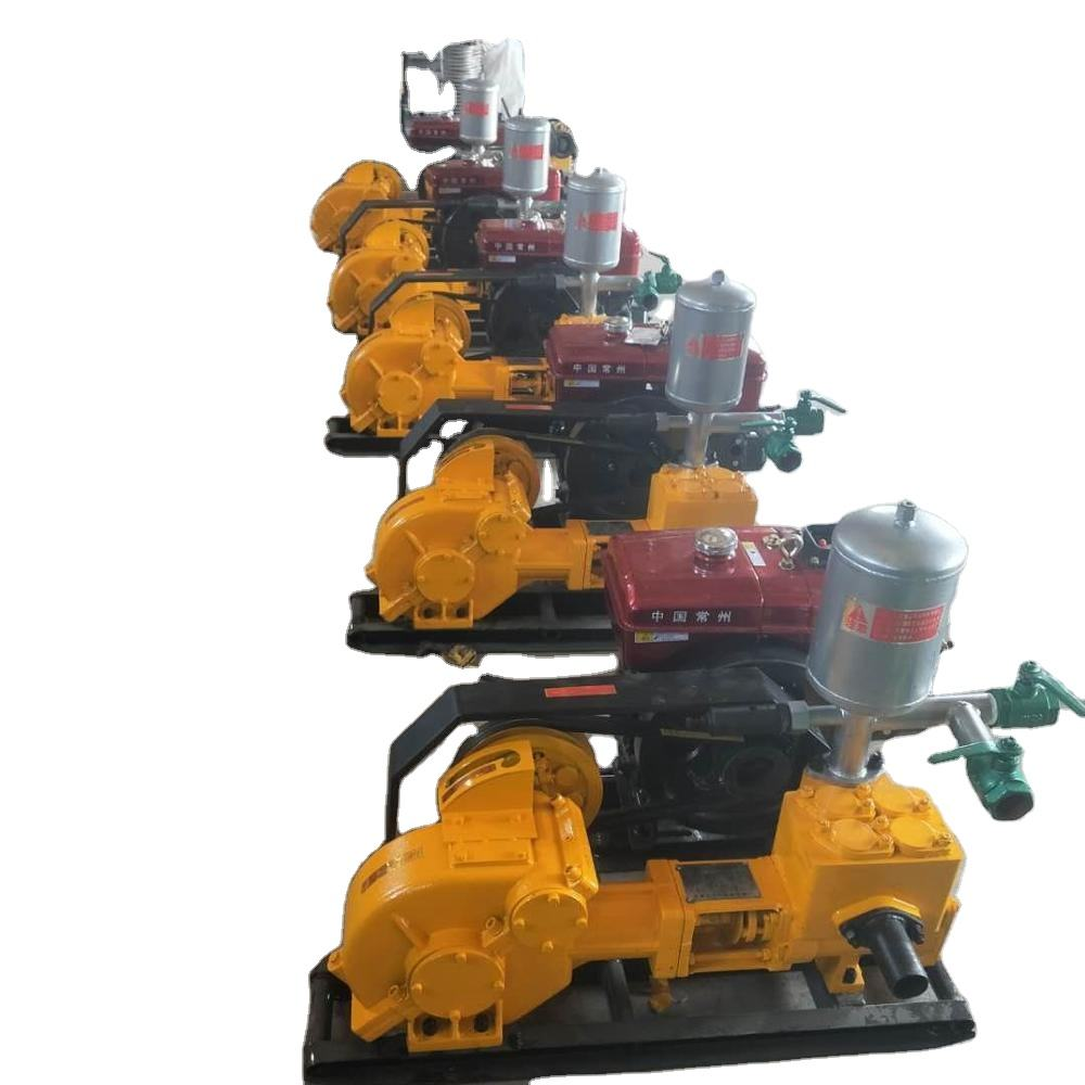 China Mud Pump BW160 Stable Mud Pump for Small Drilling Rig