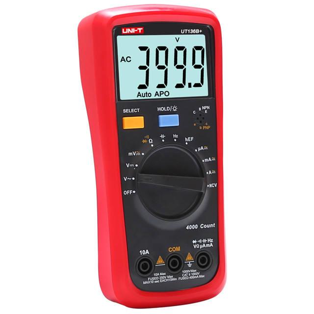 Factory direct low price Profesional youlede Uni-t UT136B digital multimeter