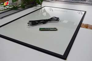 Industrial 21.5/23.6/23.8/24/27/30/32/42/43/55 Inch Transparent Screens Digitizer Panels Eeti Ilitek Capacitive Touch Glass