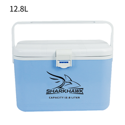 2020 new 12.8 Litre High Quality Fishing Box with Oxygen Hole Insulated Portable Cooler Box Shrimp Box