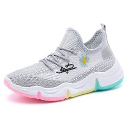 Sneakers Women's Spring 2021 casual shoes with flat lace-up running shoes