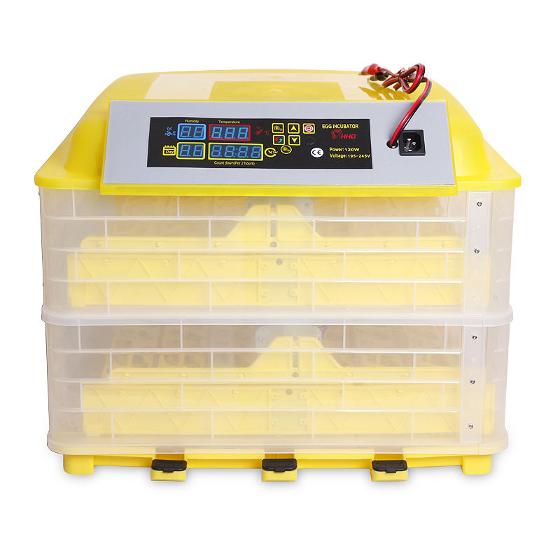 YZ-96 2020 hottest selling CE Approved automatic mini 96 chicken egg incubator/egg hatching machine