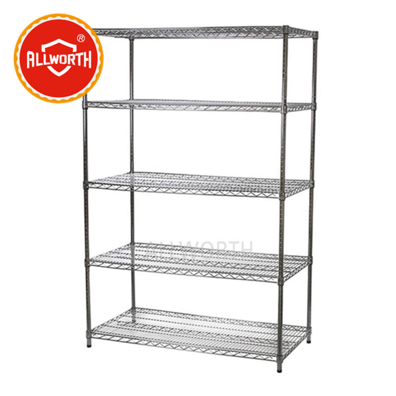 Pharmacy Tray Drying Wire Chrome Rack