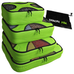 eco-friendly nylon material  clothes and shoe storage bags p