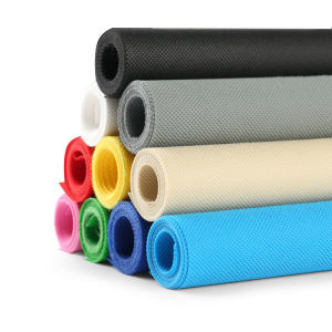 Wholesale degradable recycled spunlace nonwoven fabric rolls
