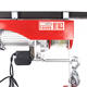 Big Electric Wire Rope 110v 20 Outdoormachine 1 ton electric chain hoist CE