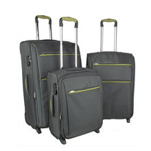 High class best selling good quality large stylish travel trolley bag carry-on luggage