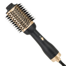 One Step Hair Dryer & Volumizer, Upgrade Hot Air Brush, Salon Negative lon Styling Hair Dryer Brush