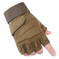 Tactical Full finger gloves military gloves Half finger sport motorcycle gloves for men