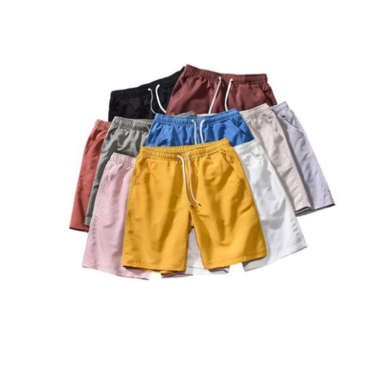 Fashion wholesale summer casual men shorts pants cotton workout wear men gym short custom men shorts