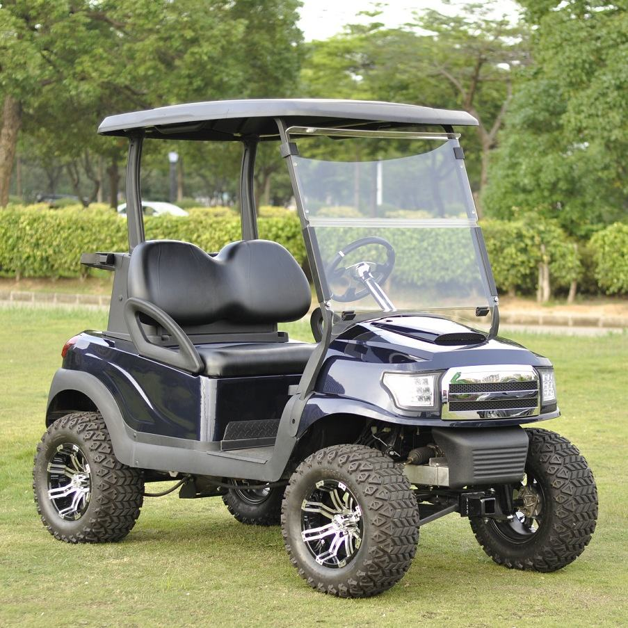 European Style Personal Luxury 2 Seat Electric Golf Cart