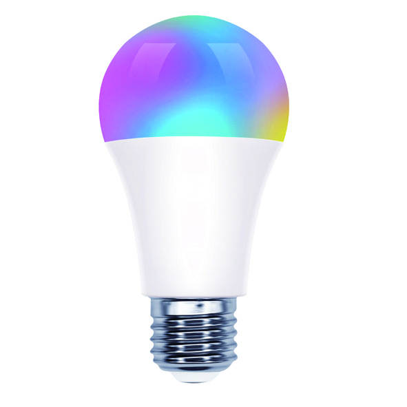 Tuya Google Home Alexa 9W E26 E27 Thuis <span class=keywords><strong>Dimbare</strong></span> Wifi Led Rgb Licht Smart Wifi Lamp