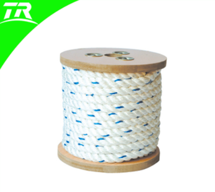 Combo twisted rope 65%polyester + 35% pp danline yarn