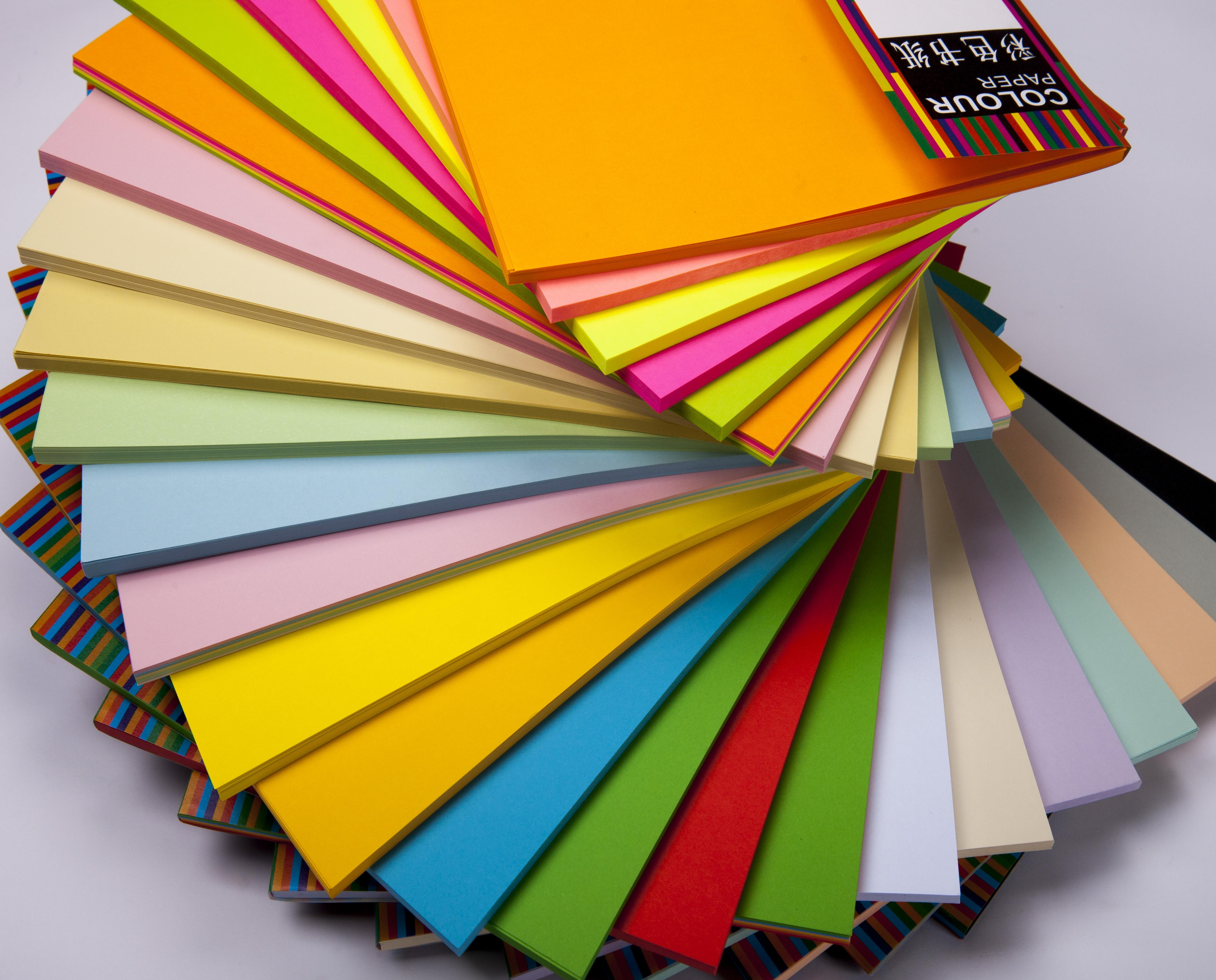 Custom Wholesale DIY Colorful Folding Origami Paper