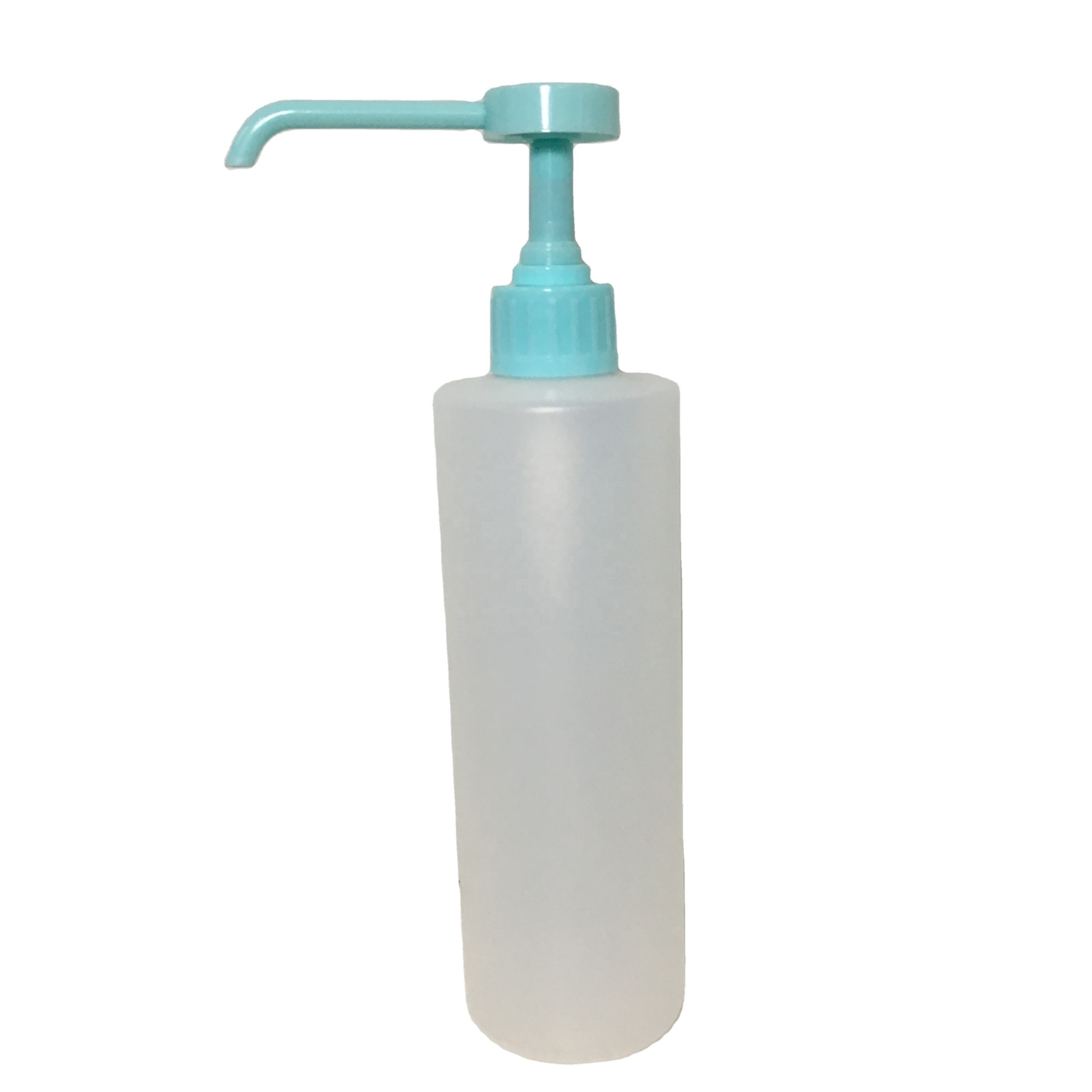 28-410,30-410,32-410 Plastic white long nozzle soap lotion dispenser pump,medical lotion sprayer pump