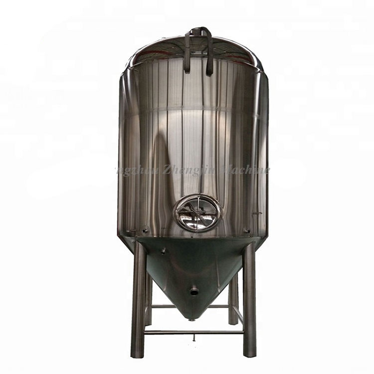 Beer brewing equipment alcohol fermentation tank 50l conical fermenter