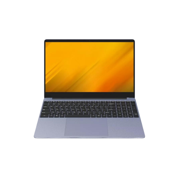15.6 Inch Intel Core I3 Laptop 16GB RAM Dukungan Dual Internal Hard Drive Ultrathin Tubuh Win10 Backlit Keyboard