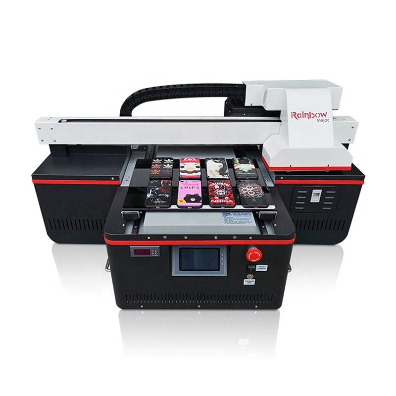 RB-4030Pro A3 Uv Kleine Flatbed <span class=keywords><strong>Printer</strong></span> Lot Nummer <span class=keywords><strong>Printer</strong></span> Voor Mobiele Case